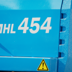 Fuchs MHL 454 Umsclagbagger Bilder