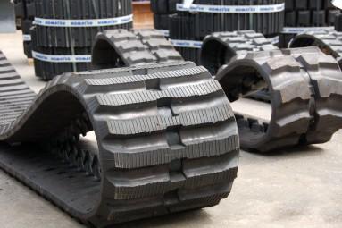 Gummiketten für Minibagger Raupendumper Kettendumper