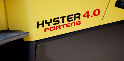Hyster Forklift Picture