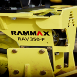 Anbaurüttelplatte Rammax