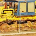 Baumaschinen Bilder Komatsu Raupe D85