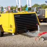 Baustellenkompressor Kaeser M100