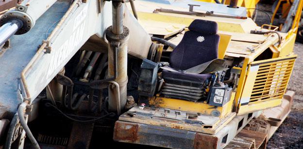 Excavator Crash Images