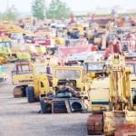 Gebrauchte Baumaschinen Ersatzteile