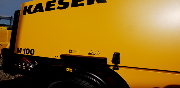 Kaeser Kompressor M100