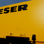 Schraubenkompressor Kaeser M100
