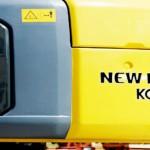 Bilder New Holland Kobelco SK80
