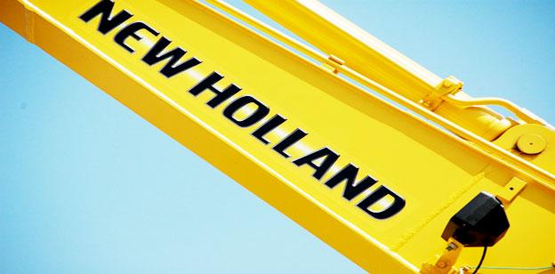 New Holland E80B MSR Bilder