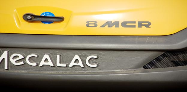 Mecalac 8MCR Bagger