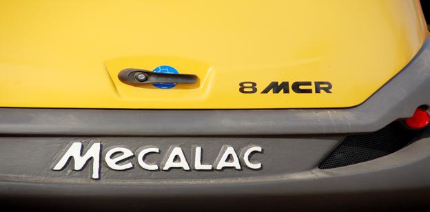 Meclac 8 MCR Kompaktlader