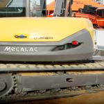 Pelle Mecalac 8MCR