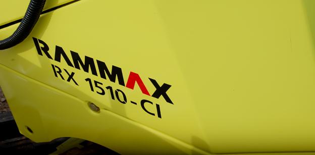 Rammax Baumaschinen Bilder