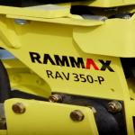 Rüttelplatte Rammax RAV 350-P