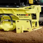 AnbauRüttelplatte Rammax RAV350