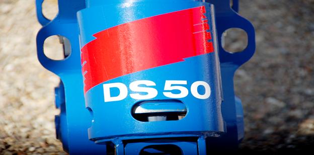 Abbruchzange LST DS50