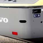 New Volvo Roller