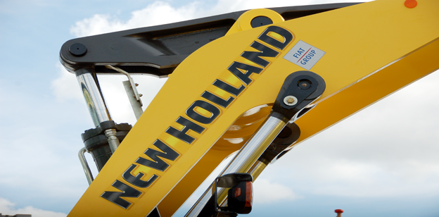 New Holland Baumaschinen