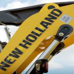 Newholland-Baumaschinen