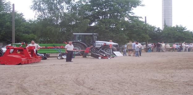 Pfeifer Landmaschinen Messe
