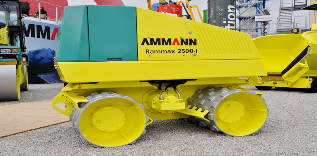 Grabenwalze Rammax 2500-1