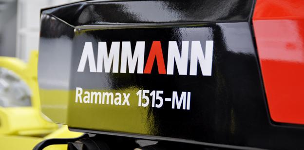 Ammann Rammax 1515MI Grabenverdichter Images