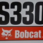 Baumaschinen Kompaktlader Bobcat