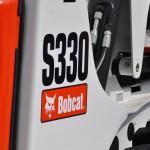 Baumaschinenbilder Bobcat s330