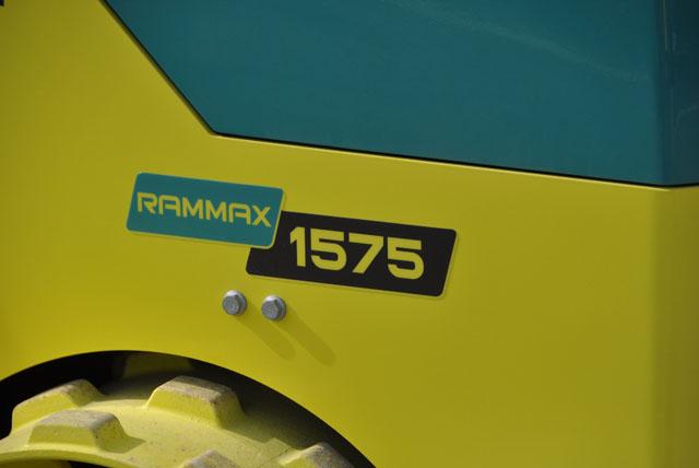 Rammax 1575 Compactor