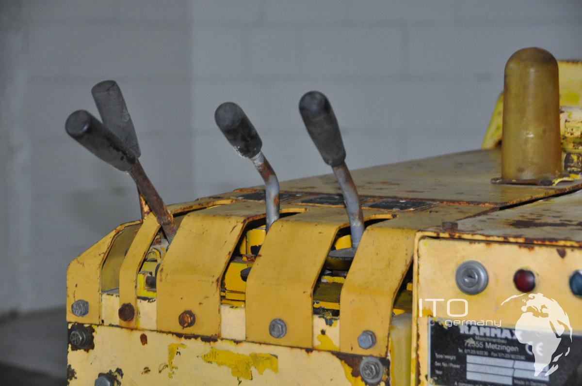 Uploaded Image Used Roller Jpg Baumaschinen